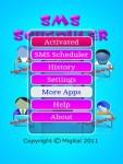 SMS Scheduler Lite screenshot 3/6