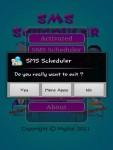 SMS Scheduler Lite screenshot 6/6