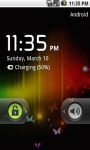 Colorful Butterfly Abstract Live Wallpaper screenshot 5/5