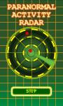 Paranormal Activity Radar screenshot 3/3