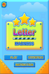 Letter Madness Word Search Gold screenshot 3/5
