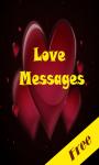 Daily Love Messages screenshot 1/2
