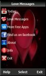 Daily Love Messages screenshot 2/2