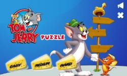 Tom and Jerry Puzzle-sda screenshot 1/6