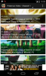 Pokemon Video screenshot 1/6