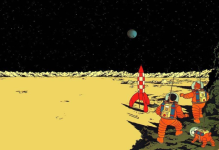 The Best Tintin Wallpaper screenshot 1/6