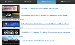 Autism Spectrum screenshot 3/3