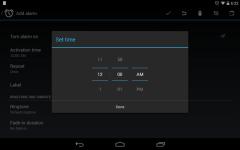 Alarm Genie - Alarm Clock screenshot 3/6