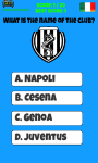 Italy Football Logo Quiz screenshot 3/5