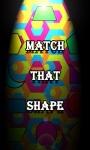 Match That Shape Geometry Memory Game screenshot 1/5