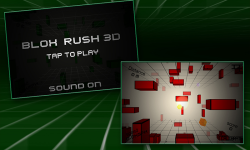Blox Rush 3D: Endless Survival screenshot 2/3