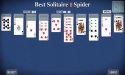 Best Solitaire ● Spider screenshot 1/3