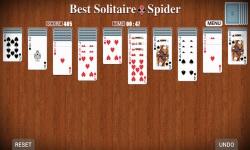 Best Solitaire ● Spider screenshot 2/3