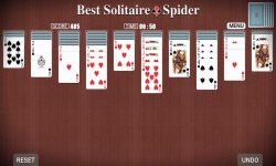 Best Solitaire ● Spider screenshot 3/3