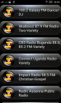 Radio FM Uganda screenshot 1/2