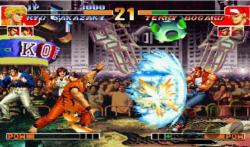 THE KING OF FIGHTERS 97 modern screenshot 4/6