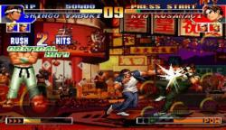 THE KING OF FIGHTERS 97 modern screenshot 5/6