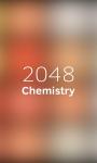 2048 Chemistry screenshot 1/4