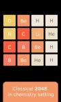 2048 Chemistry screenshot 2/4