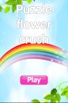 Puzzle flower crush screenshot 1/3