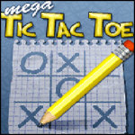 Mega Tic Tac Toe screenshot 1/2