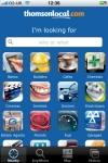 ThomsonLocal.com screenshot 1/1