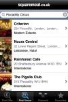 Square Meal Restaurants and Bars screenshot 1/1