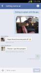 Facebook Video Messenger screenshot 1/5