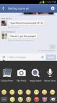 Facebook Video Messenger screenshot 2/5