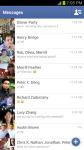 Facebook Video Messenger screenshot 5/5