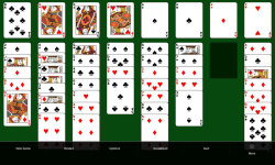 Freecell Solitaire Game screenshot 1/4