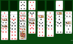 Freecell Solitaire Game screenshot 2/4