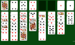 Freecell Solitaire Game screenshot 3/4