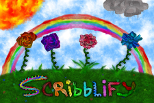 Scribblify - Imaginative Paint Draw and Doodle screenshot 6/6