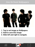 One Ok Rock Cool HD Wallpaper screenshot 5/6