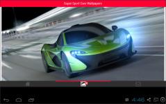 Super Sport Cars HD Wallpapers screenshot 6/6