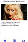 Christina Aguilera Wallpapers for Fans screenshot 6/6