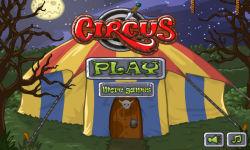 New Circus Game screenshot 1/4