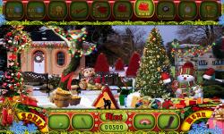 Free Hidden Object Game - Merry Christmas screenshot 3/4