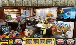 Free Hidden Object Game - RV II screenshot 3/4