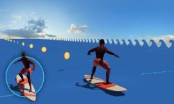 African Tsunami Surfer screenshot 2/4
