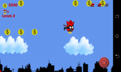 Crazy Ninja Bird screenshot 4/5