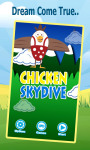 Skydiving Parachute Base Jump Chicken Fly screenshot 1/6