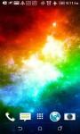 Galaxy Colors Live Wallpapers screenshot 3/4