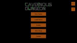 Cavernous Dungeon screenshot 1/6
