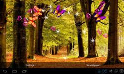 3D Forest Live Wallpaper screenshot 1/5