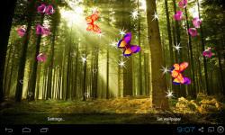 3D Forest Live Wallpaper screenshot 2/5