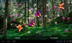 3D Forest Live Wallpaper screenshot 4/5
