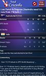 Total Cricinfo Live Cricket Scores and Updates screenshot 2/6