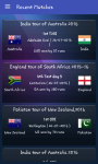 Total Cricinfo Live Cricket Scores and Updates screenshot 3/6
